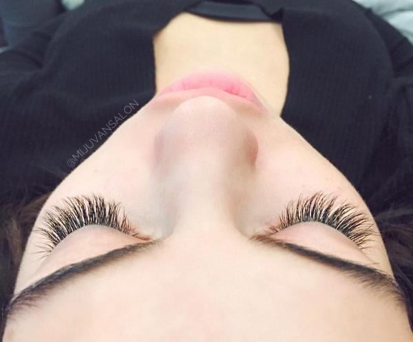 Miju van salon mijuvansalon previously lashley lash